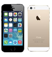 iPhone 5S-32GB Gold- Quốc tế 99%