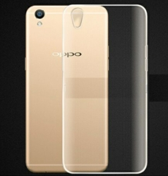 Ốp lưng dẻo trong suốt OPPO F1s